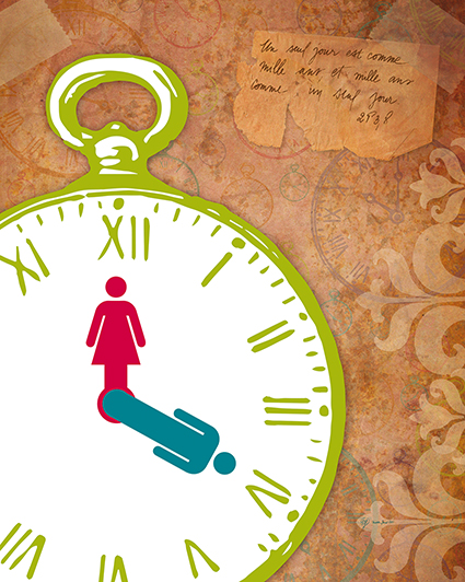 horloge homme femme